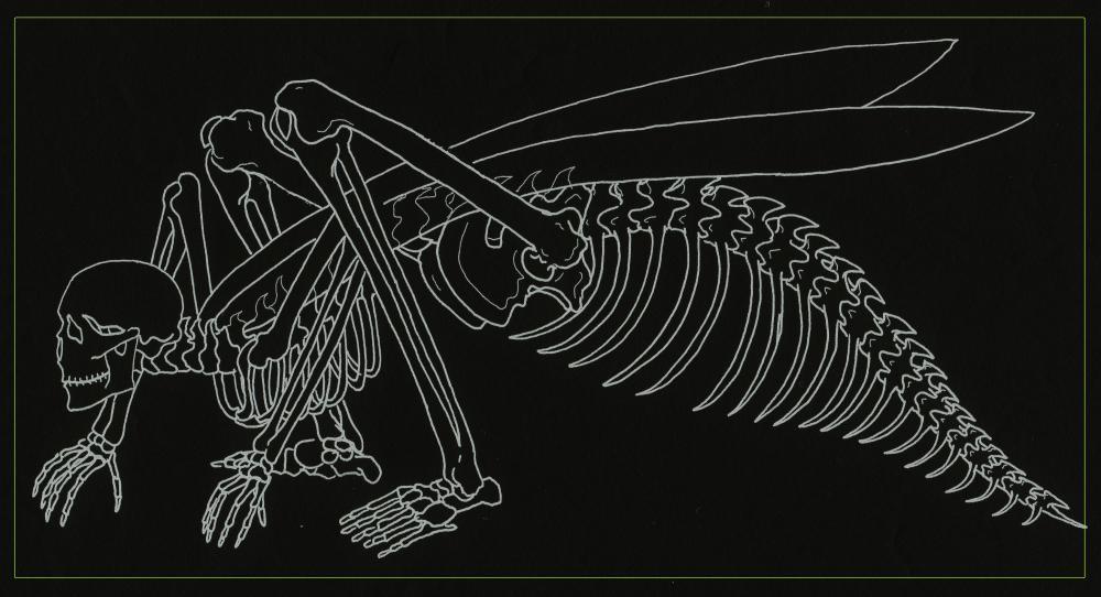 Exoskelett black